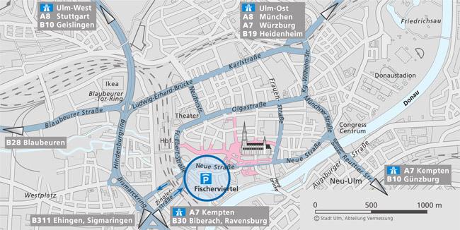 Parken In Ulm Die Ulmer Parkbetriebe